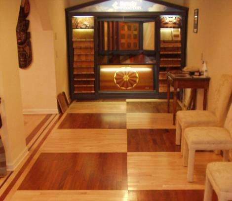 Modern Wood Design